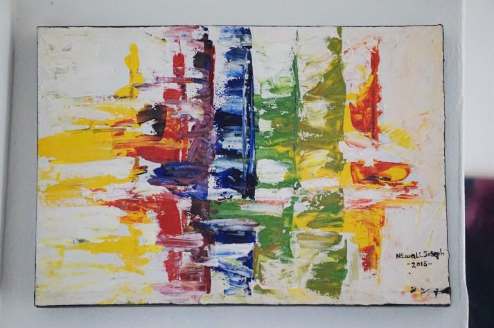"""""""Reflections"""" by Joseph Ntwali"""