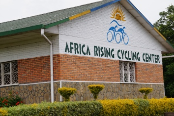 Das Africa Rising Cycling Center