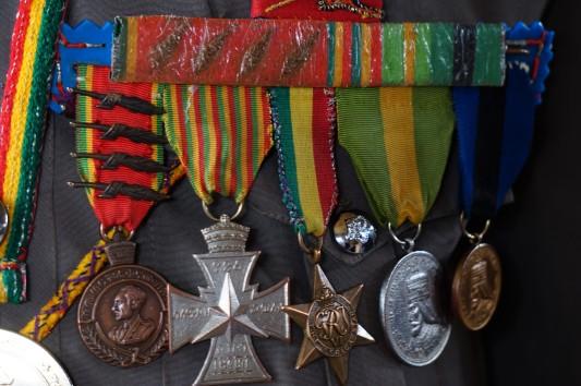 Werkus Orden und Medaillen