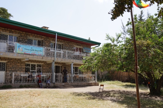 Yawenta Children's Center in Shashamane