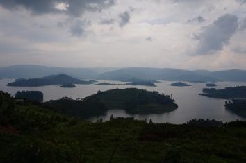 Der Bunyonyi-See