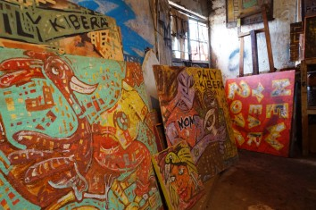 Daily Kibera und Donald Trump
