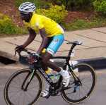 Jean Bosco Nsengimana, Radprofi aus Ruanda